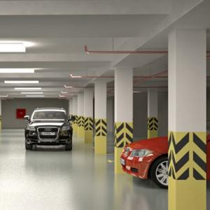 Автостоянки, паркинги Ярково