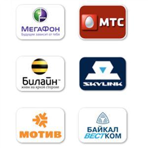 Операторы сотовой связи Ярково