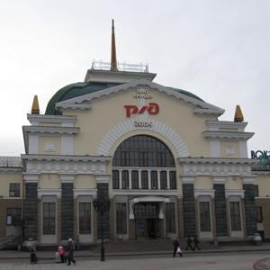 Железнодорожные вокзалы Ярково